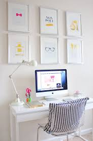 White Office Desk by 72 Best Home Office Images On Pinterest Office Spaces Home