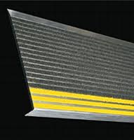 sightline high visibility anti slip stair treads and stair nosings