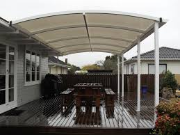 deck canopy awning backyard landscaping photo gallery