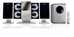 micro home theater speakers dvd micro theater mcd299 98 philips