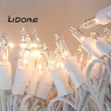 lidore 100 counts bright clear mini