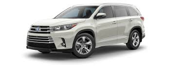 small toyota suv 2018 toyota highlander hybrid suv see where your limits take you