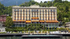 sample the george clooney life at italy u0027s grand hotel tremezzo
