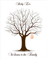printable tree clipart 92