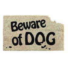 Wipe Your Paws Mat Decorative Buy Wipe Your Paws Dog Welcome Coir Door Mat In Cheap Price On M