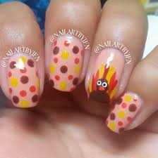 pin by on nail designs thanksgiving