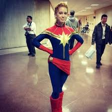 Captain Marvel Halloween Costume 51 Images Captain Marvel Cosplay Research