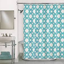 Teal Colored Shower Curtains 61 Best Shower Curtains Images On Pinterest Shower Curtains