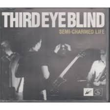 Third Eye Blind Semi Charmed Kinda Life Semi Charmed Life Third Eye Blind Album Cover Images