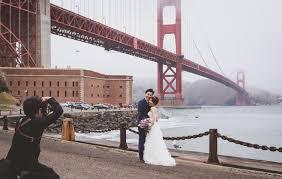 Photographer San Francisco Golden Gate Bridge Wedding Photography Photographer Flowers