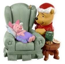 2009 waiting up for santa disney winnie the pooh hallmark