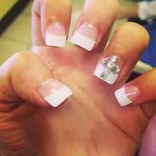 cool french tip nail designs u2013 slybury com