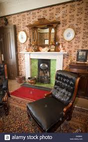 living room tenement house glasgow stock photo royalty free image