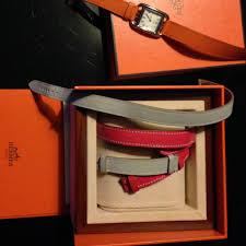 montre hermes cape code pt orange cuir femme a74308 1600 a 128 jpg