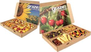 snack delivery service graze snack boxes great products snack box