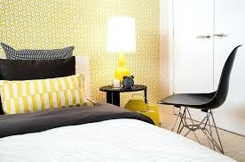 black white and yellow bedroom black white and yellow bedroom ideas cheery yellow bedrooms black