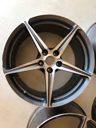 ferrari diamond ferrari 458 oem diamond cut forged wheels 20