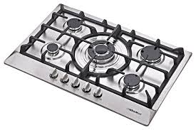 30 Stainless Steel Gas Cooktop Euro Style 30