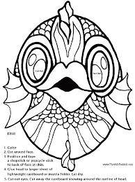 free fish templates many interesting cliparts