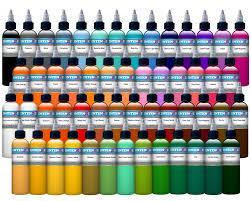 intenze ink sets intenze ink sets u0026 specials tattoo inks