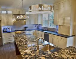 Types Of Kitchen Backsplash Granite Countertop Install Kitchen Cabinets Yourself Travertine