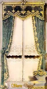 Curtain Cornice Ideas Curtains With Opulent Gilded Cornice In Old World Style Opulence