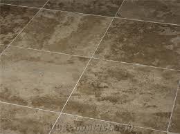 chocolate travertine floor tile turkey brown travertine from
