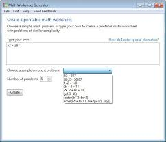 microsoft math worksheet generator download for free softdeluxe