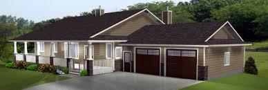 100 daylight basement home plans craftsman style lake house