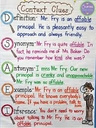 50 ideas tricks and tips for teaching 4th grade context clues