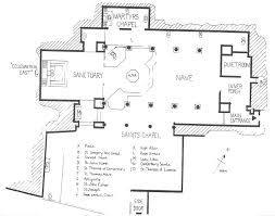 Canterbury Floor Plan by Visit The Church U2013 St Thomas Of Canterbury Roman Catholic Church