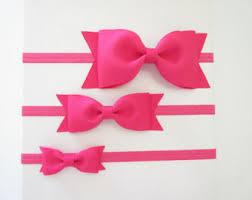 pink headband pink headband etsy