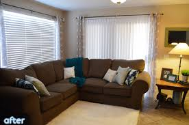 homegoods happy living room makeover better after