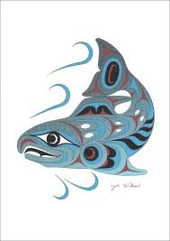 best 25 salmon tattoo ideas on pinterest salmon drawing