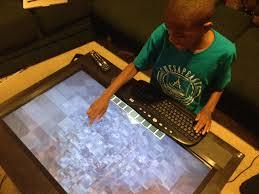 touchscreen coffee table update u2013 cc hobby