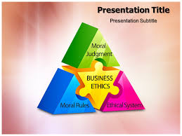 business ethics powerpoint slides powerpoint templates ppt themes