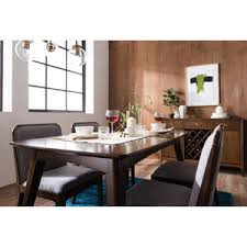 Mid Century Dining Room Furniture Mid Century Modern Dining Tables Polyvore