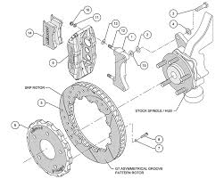 mitsubishi evo drawing wilwood 140 9284 big brake kit mitsubishi lancer evo 7 9 330 mm