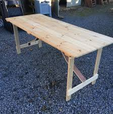 trestle tables for sale secondhand chairs and tables trestle tables
