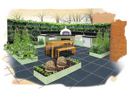 q how can i create an outdoor kitchen u2014 garden answers