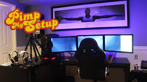 Computer Set Ups by Ep 68 10 Year Old Setups Pimp My Setup Ithegreek Youtube