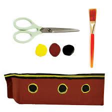 craft how to make a pirate ship centrepiece today u0027s parent