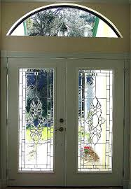 Etched Glass Exterior Doors Decorative Glass For Doors Matano Co