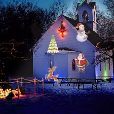 House Christmas Light Projector by Aliexpress Com Buy Outdoor Indoor Christmas Night Light