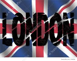 London Flag Photos Grunge London With Flag Illustration