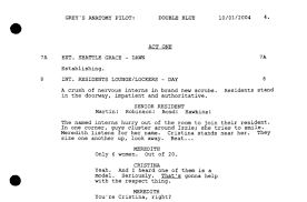 tv commercial script template the screenwriter s guide to formatting television scripts