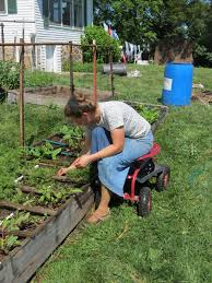 gardening picture adaptive gardening techniques for gardeners with disabilities hgtv