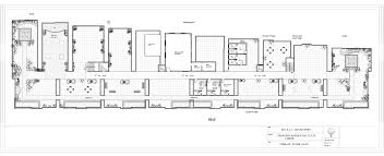park view typical floor plan of 2 u0026 3 bhk apartments