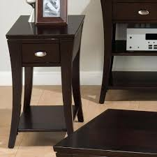 Chair Side Tables With Storage Inspiring Chairside End Table With Storage Furniture Tables Sofa