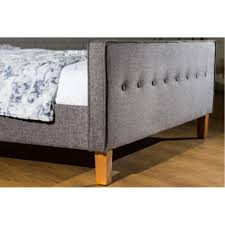 Verona Bed Frame Verona Upholstered Fabric Bedframe